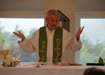 Abschied von Pater Josef