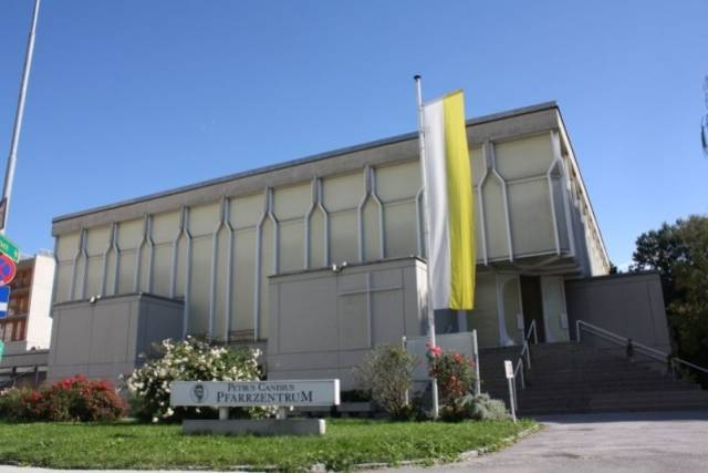 Pfarrkirche Petrus Canisius Innsbruck, Foto: Wolfgang Klema