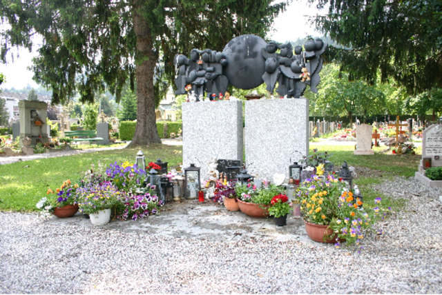Sternenkindergrab Pradl