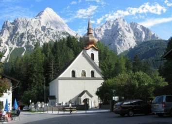 Pfarrkirche Biberwier