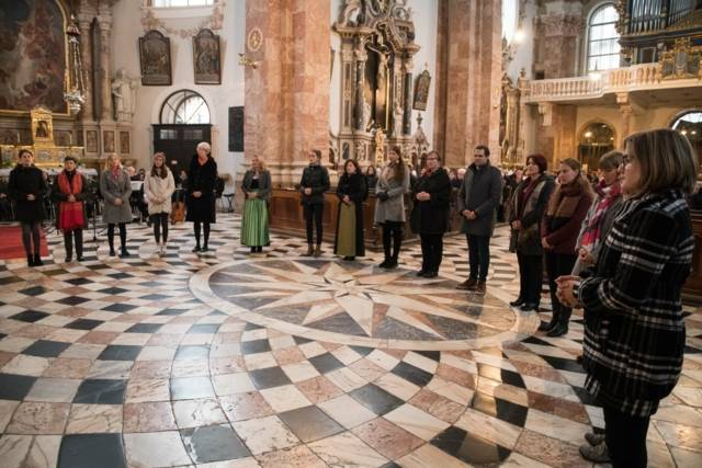 Sendungsfeier im Innsbrucker Dom