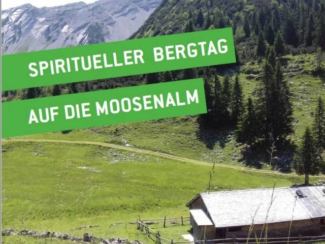Moosenalm; Kreisbldungswerk-GAP
