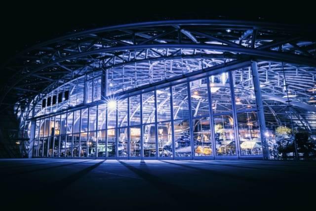 Talk im Hangar 7