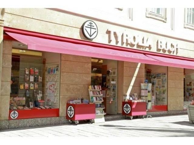 100 Jahre Tyrolia Buchhandlung Am Stephansplatz In Wien