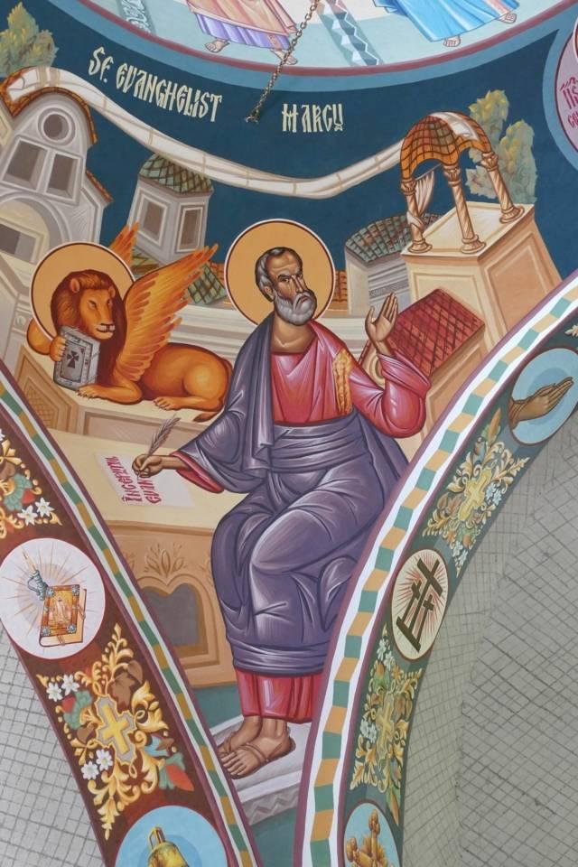 Das Symbol des Evangelisten Markus ist der Löwe. (Bildquelle: Pixabay)