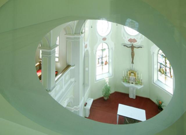 Kapelle des Sanatoriums
