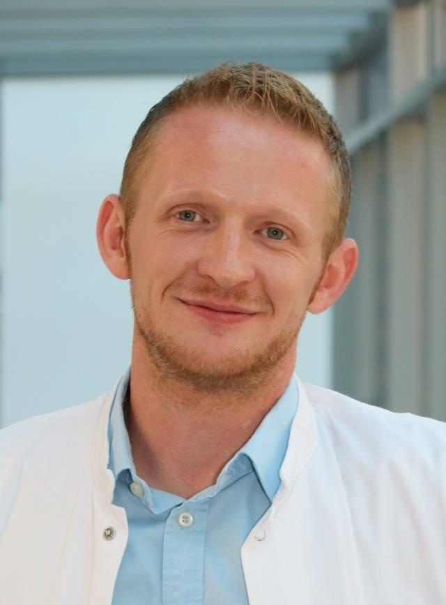 Michael Weisskopf, Seelsorger im Krankenhaus