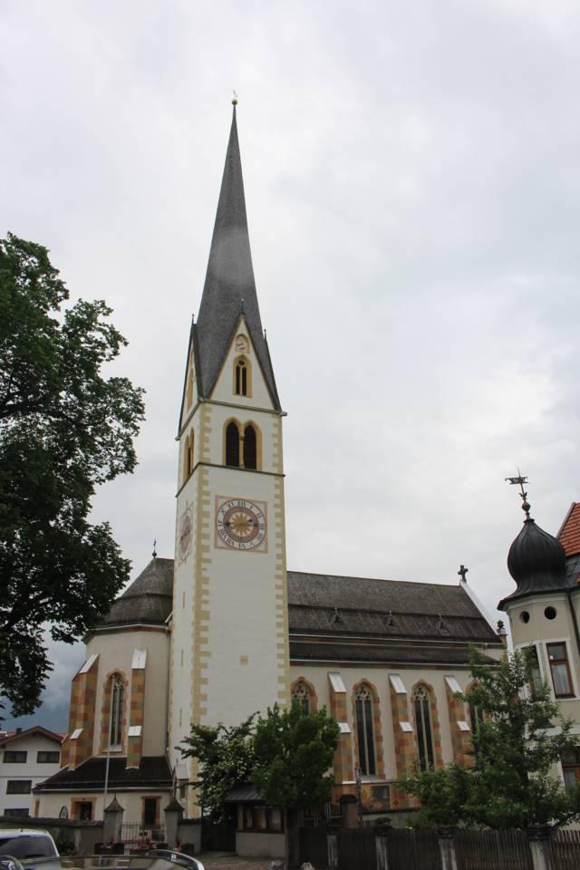 Pfarrkirche Untermieming