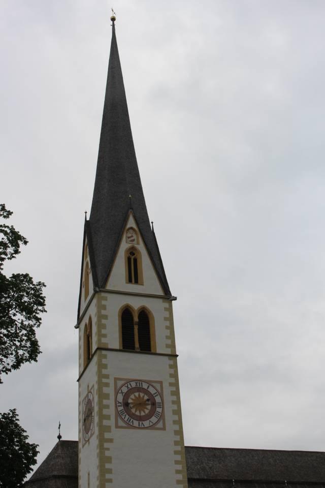 Turm Pfarrkirche Untermieming
