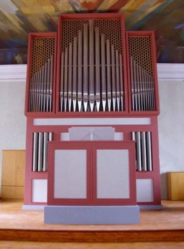 Pirchner-Orgel von 2010-11